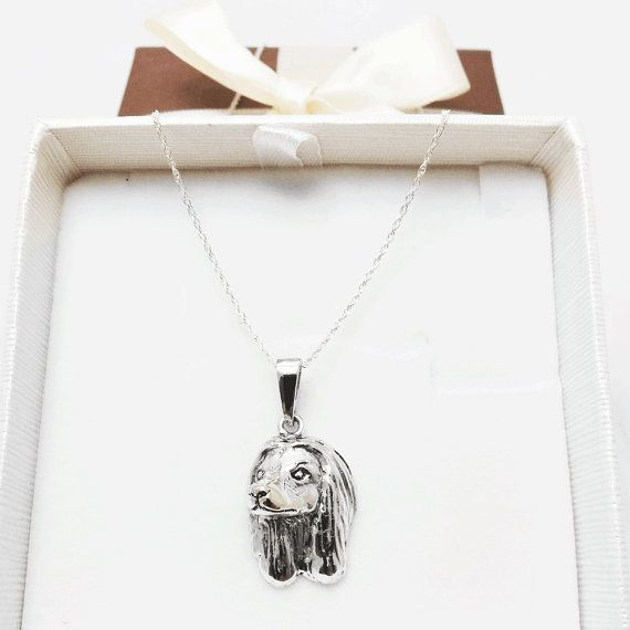 Afghan hound jewelry pendant -sterling silver-Custom Dog Necklace - Pet Memorial Gift - Dog Mom Gift by jewelledfriend. Explore more products on http://jewelledfriend.etsy.com