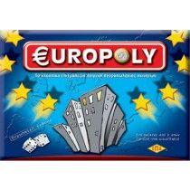 Επιτραπέζιο EUROPOLY