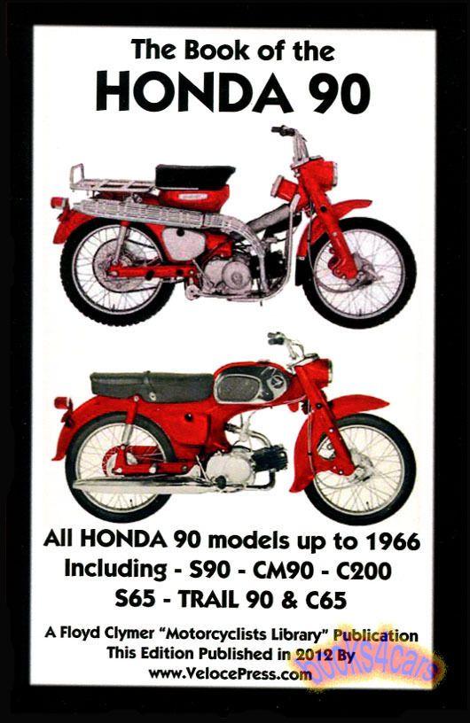 17 best images about honda cub on pinterest vintage Repair Manual Honda Cars Owners Manual 2002 Honda F-12X