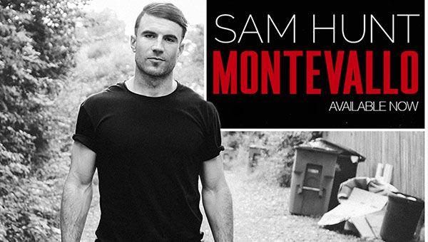 "sam hunt country singer | Sam Hunt's new album ""Montevallo,"" is based off the name of the Shelby ..."
