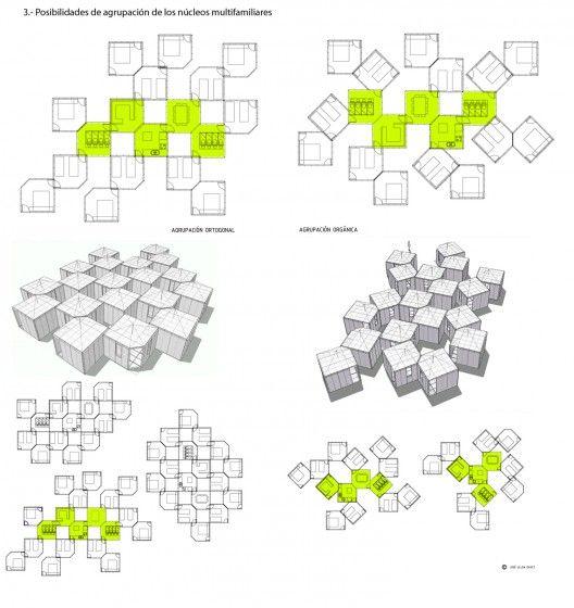 zuloark:  ssbt:    handa:    Plataforma Arquitectura - Células Sociales para la Emergencia / Jose Ulloa Davet & Delphine Ding
