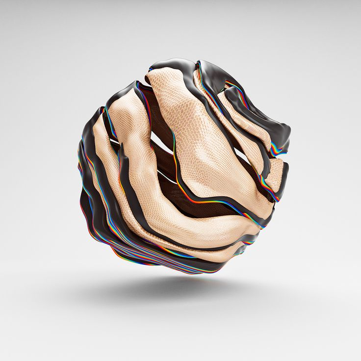 Niklas Lundberg / Segments #3D #abstract