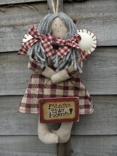 bambola - doll 5 by countrykitty, via Flickr