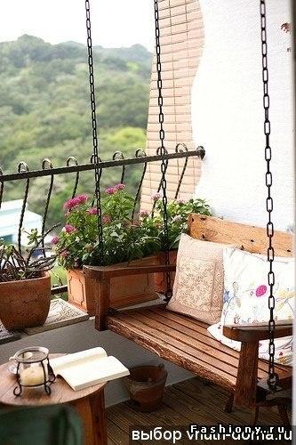 Балкон мрії