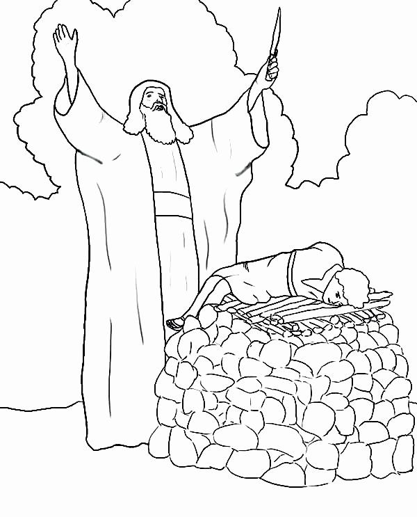 Abraham And Isaac Coloring Page New Abraham And Sarah Coloring Pages Printable At Getcolorings Bible Drawing Monster Truck Coloring Pages Coloring Pages
