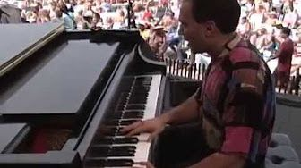 Michel Camilo - On Fire - 8/18/1991 - Newport Jazz Festival (Official)