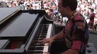 Michel Camilo - On Fire - 8/18/1991 - Newport Jazz Festival (Official)