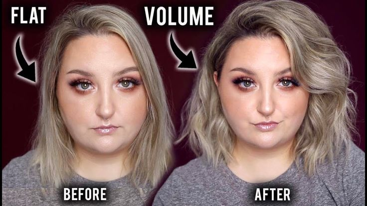 HOW TO VOLUMINOUS WAVES THAT LAST ALL DAY WITH THIN HAIR – YouTube
