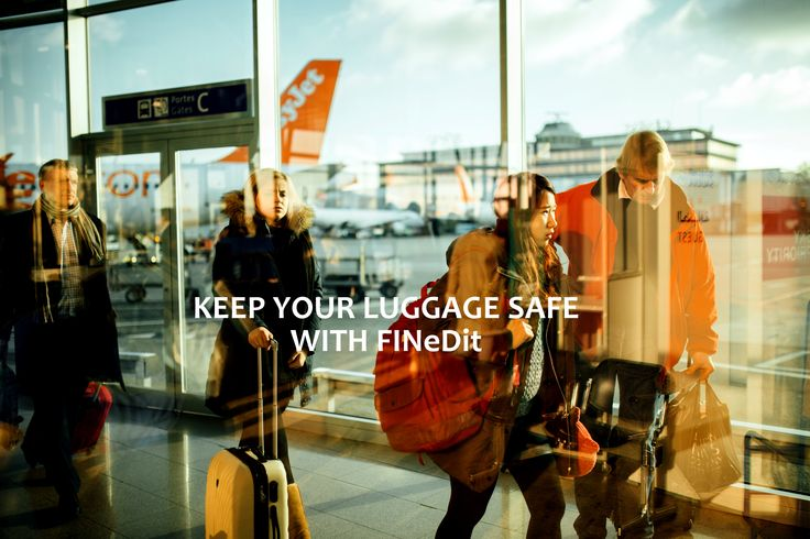 Do you need to secure items of your daily life? Keys, bicycles, bags, gadgets, wallets, suitcases or your precious pet? #finedittrackingsystem #finedit www.finedit.net
