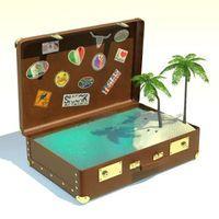 El equipaje ideal para ir a la playa