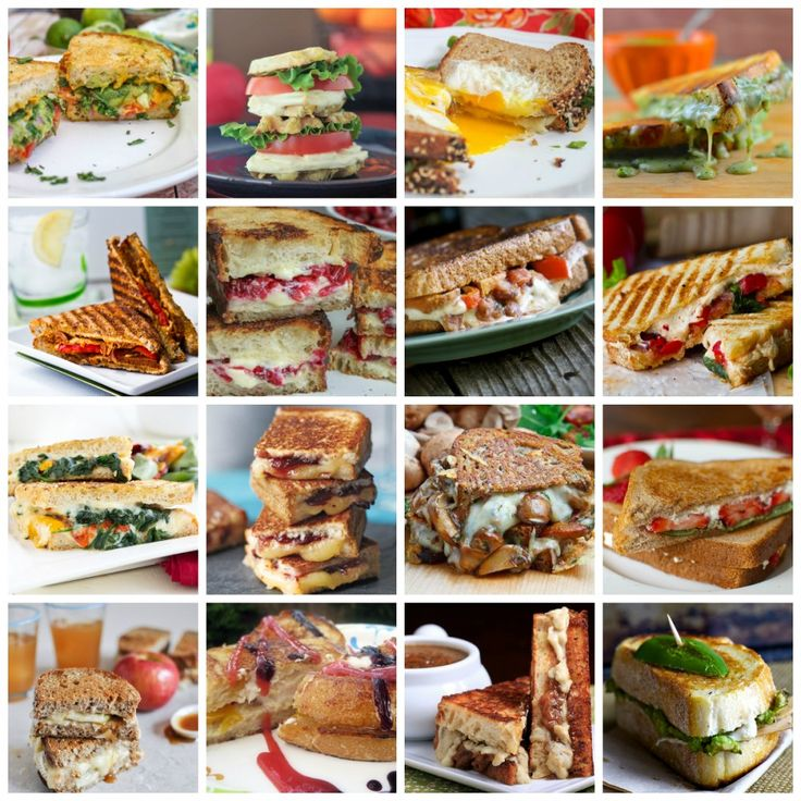 18 Amazing Grilled Cheese Sandwiches for National Grilled Cheese Day