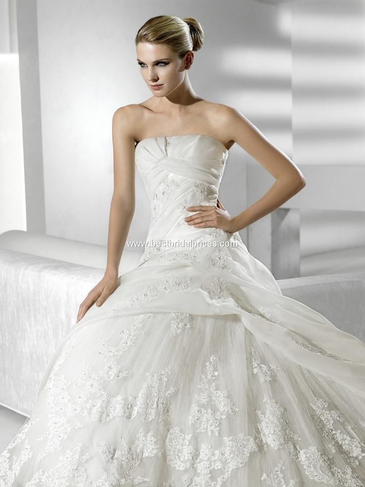 La Sposa Wedding Dresses - Style Dardo [Dardo] : Wedding Dresses, Bridesmaid Dresses and Prom Dresses at BestBridalPrices.com