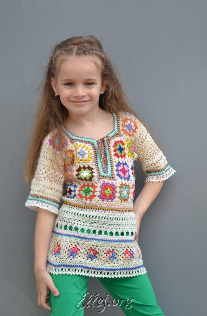 2084 Best Crochet Frock Images On Pinterest Crochet Baby