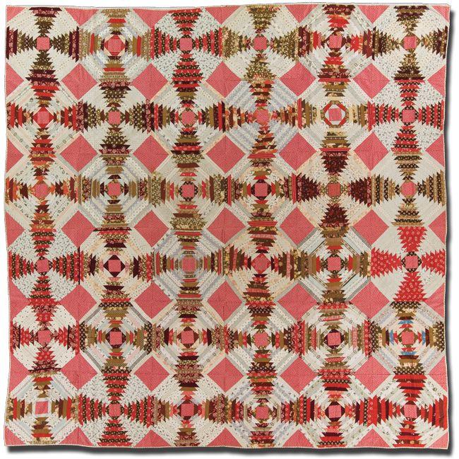 Antique pinwheel quilt dating 8