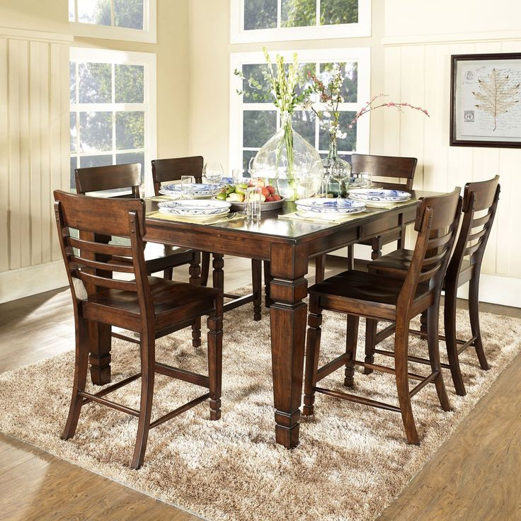 Furniture Stores Local: Our New Dining Room Set! Under $700 From Samsclub Of All