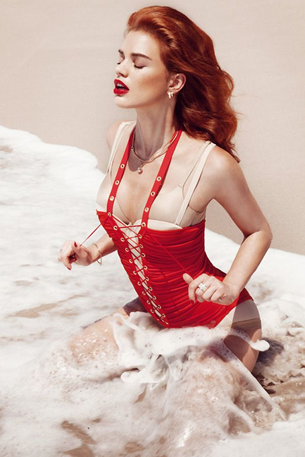 : Ten Haken, Fashion Style, Red Hair, Redheads Girls, Vogue Netherlands, Style Clothing, Red Head, Style Fashion, This Rianne