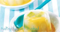 Puding Yoghurt Avokad :: Klik link di atas untuk mengetahui resep puding yoghurt avokad