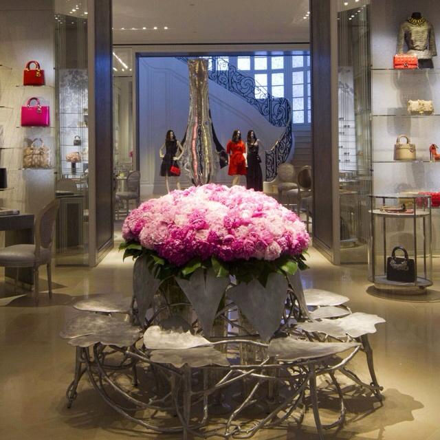 Dior boutique in Taipei