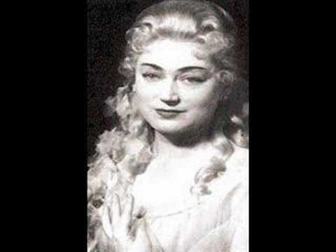 Milada Šubrtová - Rusalka/ This song is what I am named after……...