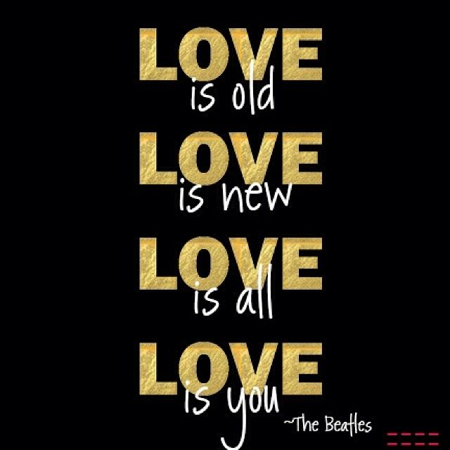 Best Quotes From The Beatles: Love Beatles Quotes. QuotesGram