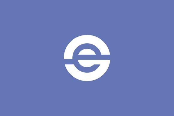 Monogram EG Logo Template by eyeseedavis on @creativemarket