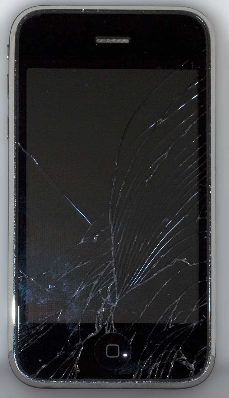 have broken your iPhone screen! These steps and video will show you how to fix it yourself