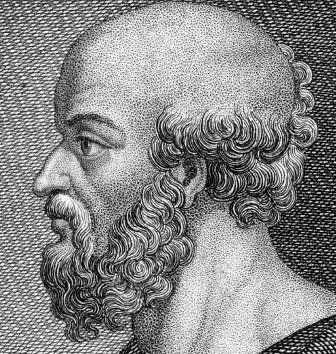 Image: Eratosthenes (276 BC), the Greek mathematician and astronomer who was the first to calculate the circumference of the Earth.