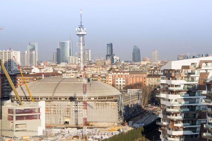 Archivio Eventi | Archie20 #CityLife Milano - restauro #Motovelodromo
