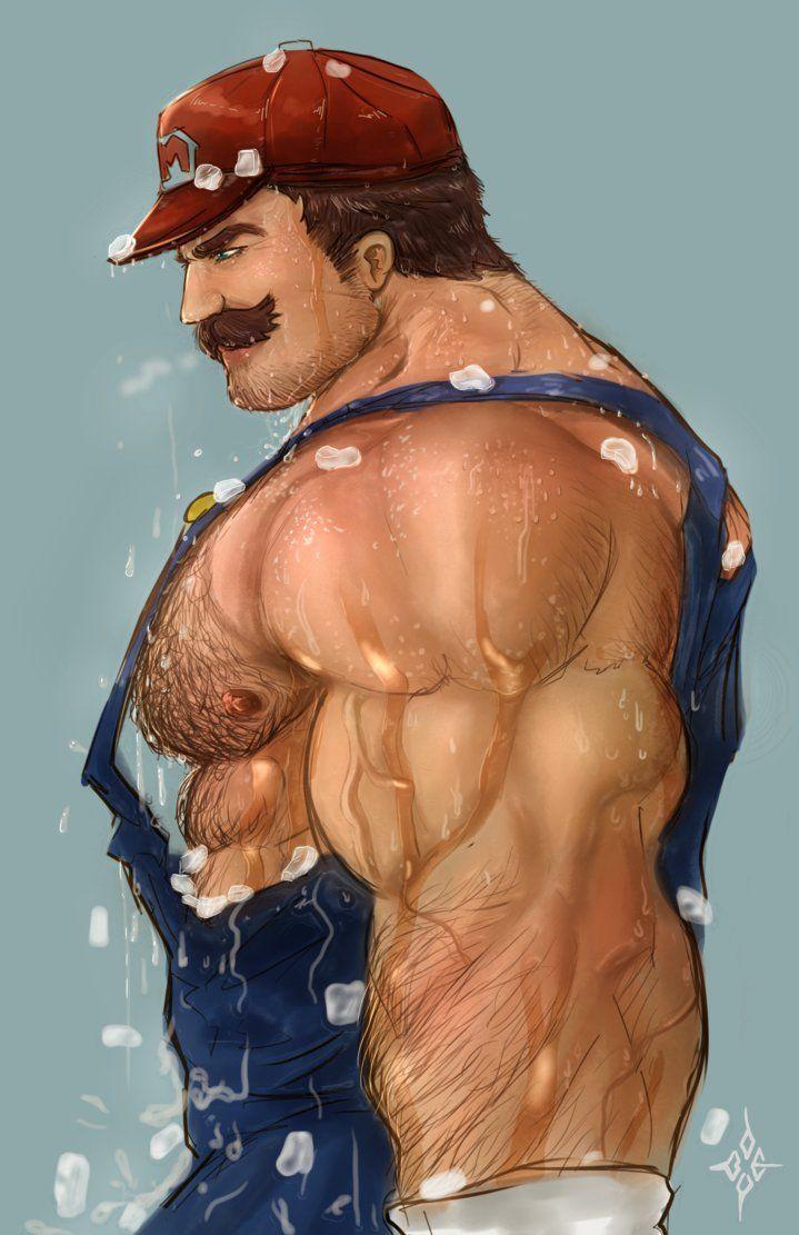 Homosexuell Cartoon Muskel Videos