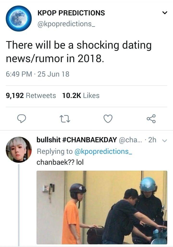 Kpop dating predictions 2018