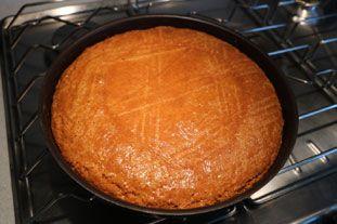 Gâteau basque : Photo de l'étape 14 (Cliquez pour agrandir l'image)
