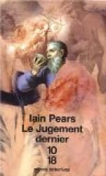 Le Jugement dernier par Iain Pears