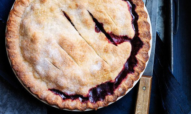 Cranberry Pie | Community Post: 27 Ways To Step Up Your Pie Game This Holiday Season