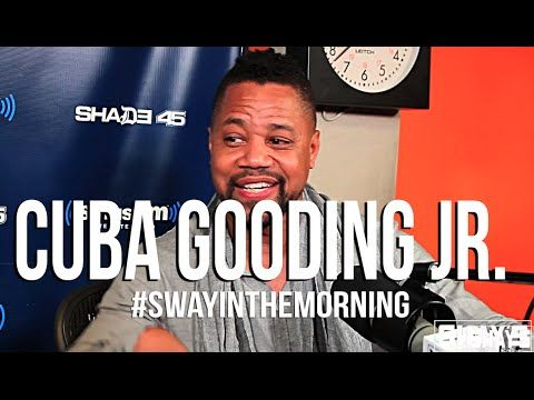 """It's been over two decades since O.J. Simpson was acquitted of murder, now Oscar winning actor, Cuba Gooding Jr. is embodying him in FX's """"The People v. O.J...."""
