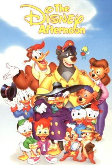 This collection of cartoons had the most consistently awesome theme songs