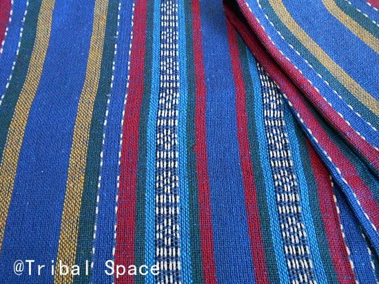Thai Handwoven FabricHippie FabricAztec by TribalSpace on Etsy