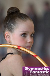 Admirable Gymnastics Competition Elegant Bun And Rhythmic Gymnastics On Short Hairstyles Gunalazisus