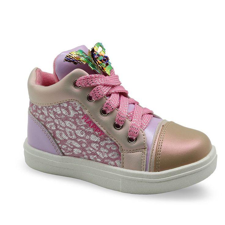 Apakowa 2017 New Girls Boots Sneakers Butterfly $26.64