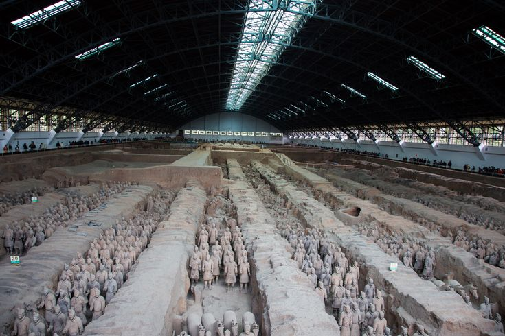 Terracotta_Army,_View_of_Pit_1.jpg (JPEG Image, 5472 × 3648 pixels) - Scaled (18%)