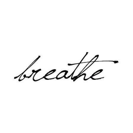 Tattify Breathe Temporary Tattoo - Just (Set of 2)