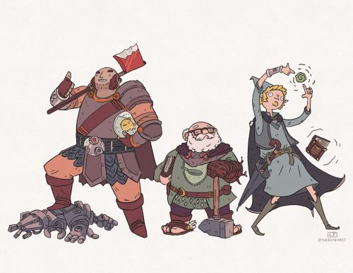 Positively In Love With This Design Of The Adventure Zone