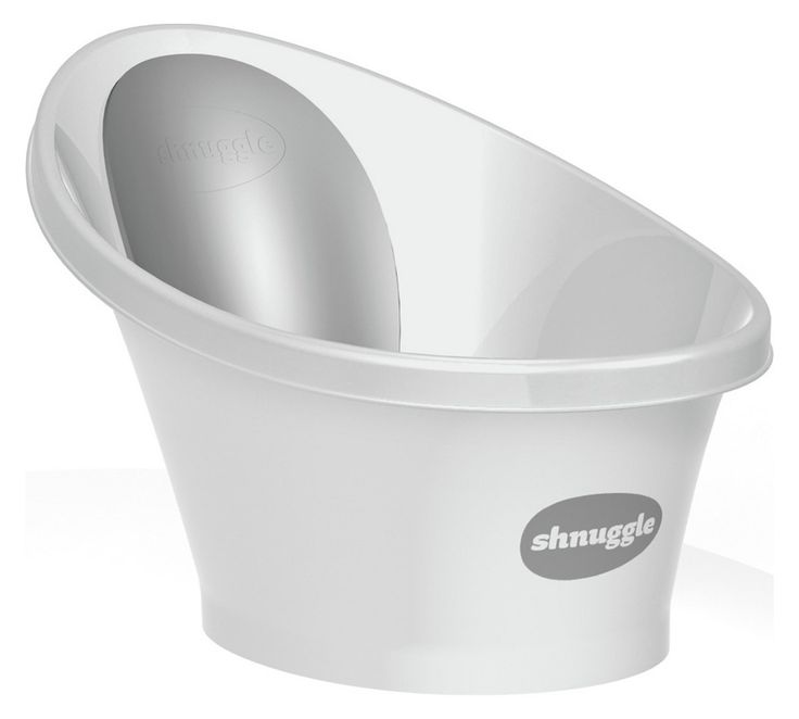 Buy Shnuggle Shnuggle Baby Bath - Grey at Argos.co.uk, visit Argos.co.uk to shop online for Baby baths, Baby baths and accessories, Bathing and changing, Baby and nursery
