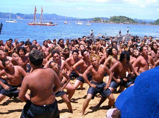 New Zealand, Waitangi day