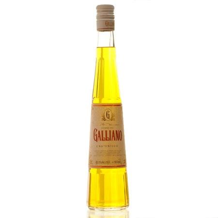 Galliano Liqueur -Harvey Wallbanger