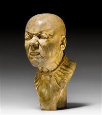 MESSERSCHMIDT, F.X. (Franz Xaver Messerschmidt, 1736 Bratislava 1783) Koller Auctions - Details of Lot 1034 #MESSERSCHMIDT #Koller #Auktionen #Auctions