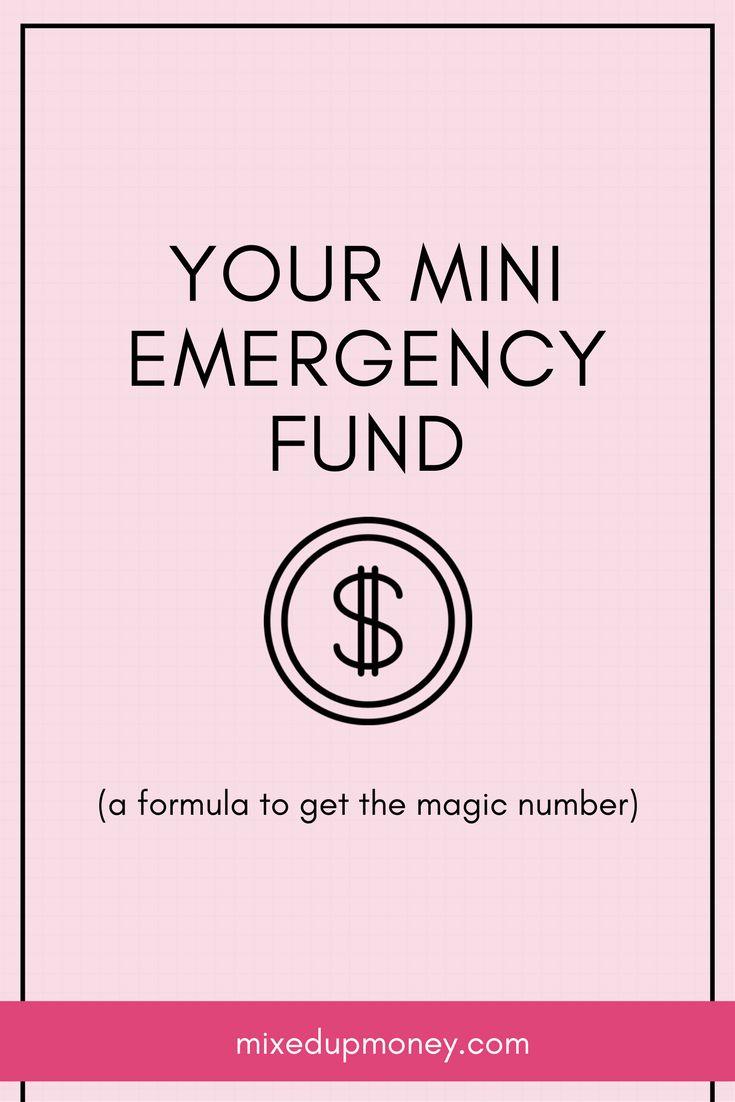Budgeting for emergencies, money emergency, fund your life, budget better