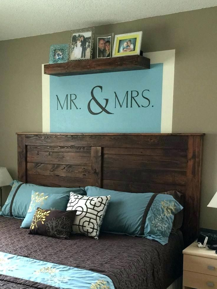 White Wood Headboard King Wooden King Size Headboard Painted Wood Headboard Ideas Incredible White Wooden Hea Headboard Plan Headboard Decor Home Decor Bedroom