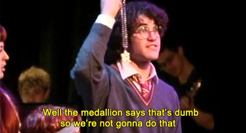 A very potter musical hilarious!! On YouTube!! Love it!
