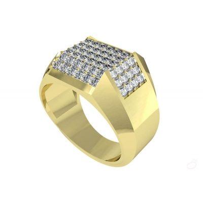 88 best Diamond Rings images on Pinterest