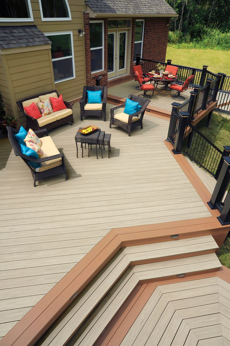 17 Best Images About Azek Projects On Pinterest Decking